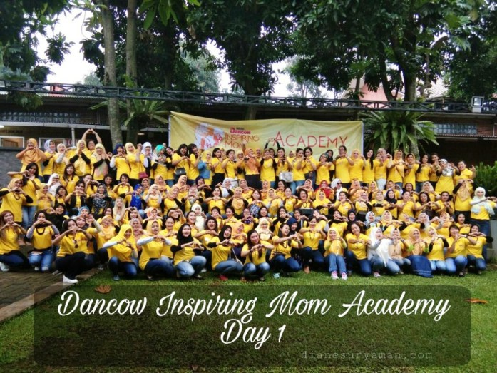 Dancow Inspiring Mom