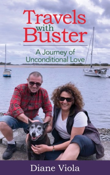 Travels with Buster | A Journey of Unconditional Love Paperback