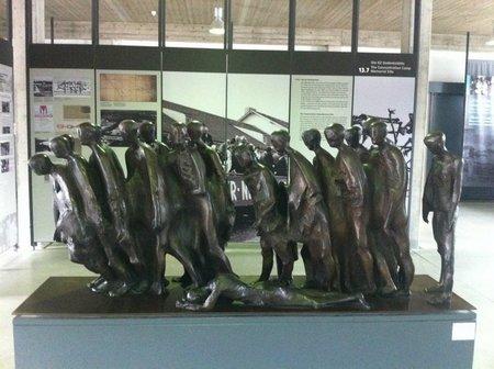 DachauInsideSculpture