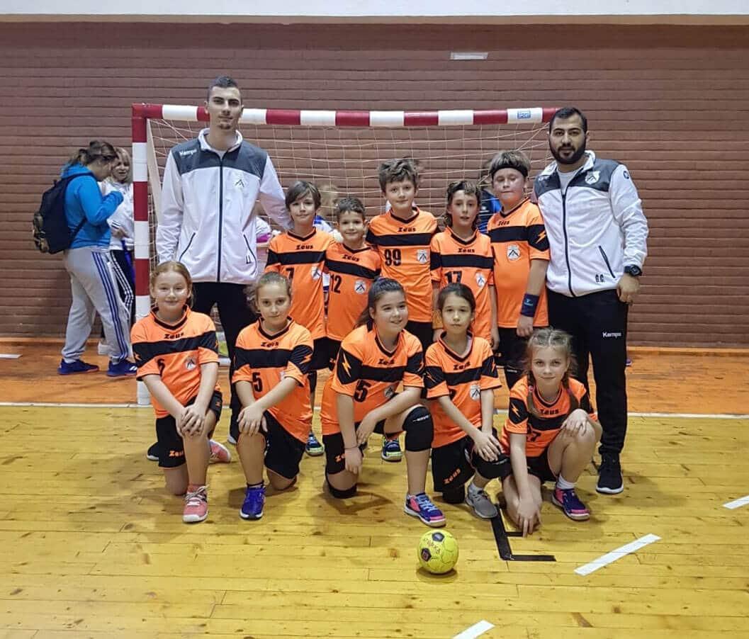 handbal copii