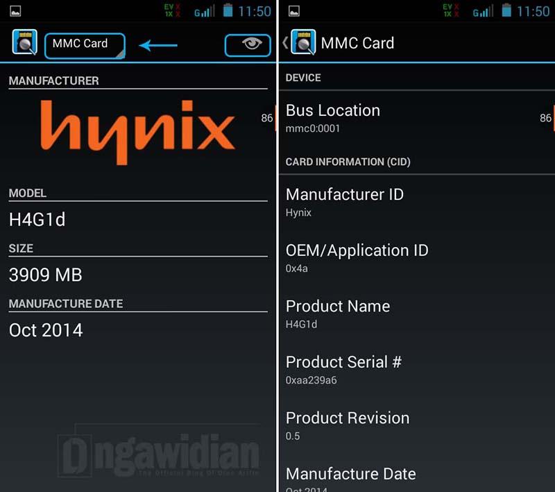 Cara Mengetahui Keaslian Micro SD Android
