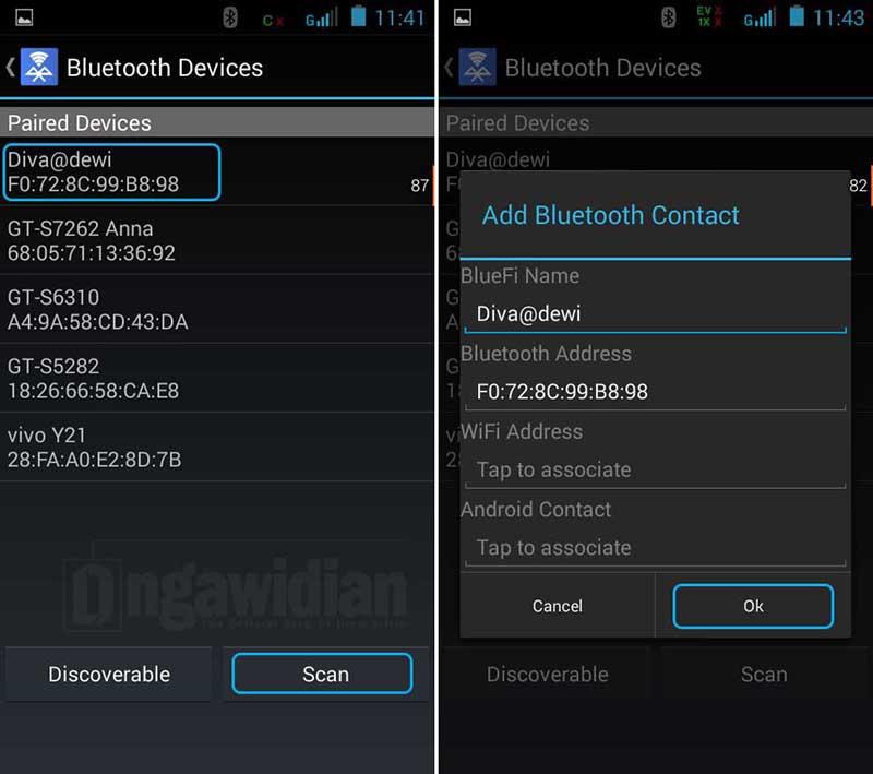 Cara Telepon Gratis Lewat Bluetooth