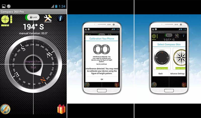 Kompas 360 Pro (Best App)