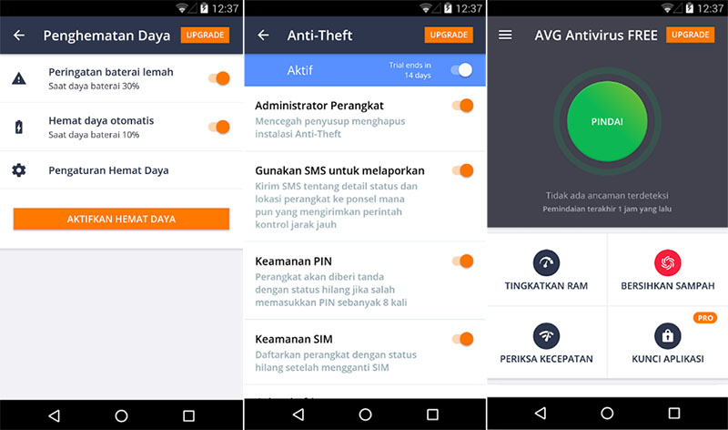 AVG Antivirus Security