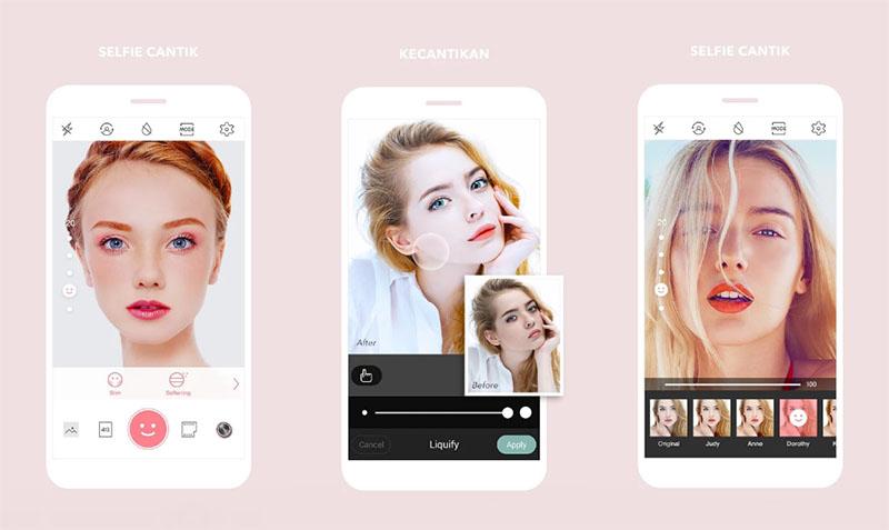 Cymera - Edit & Selfie Cantik