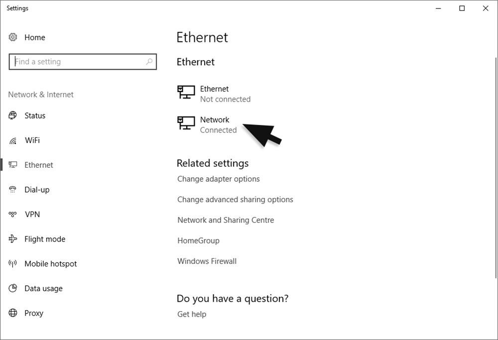 Sambungkan USB Manual