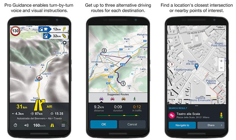 Genius Maps Offline GPS Nav