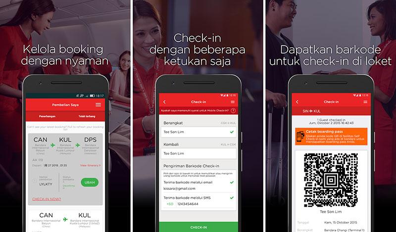 AirAsia Mobile