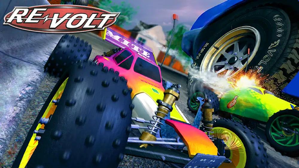 RE-VOLT CLASSIC – 3D Racing