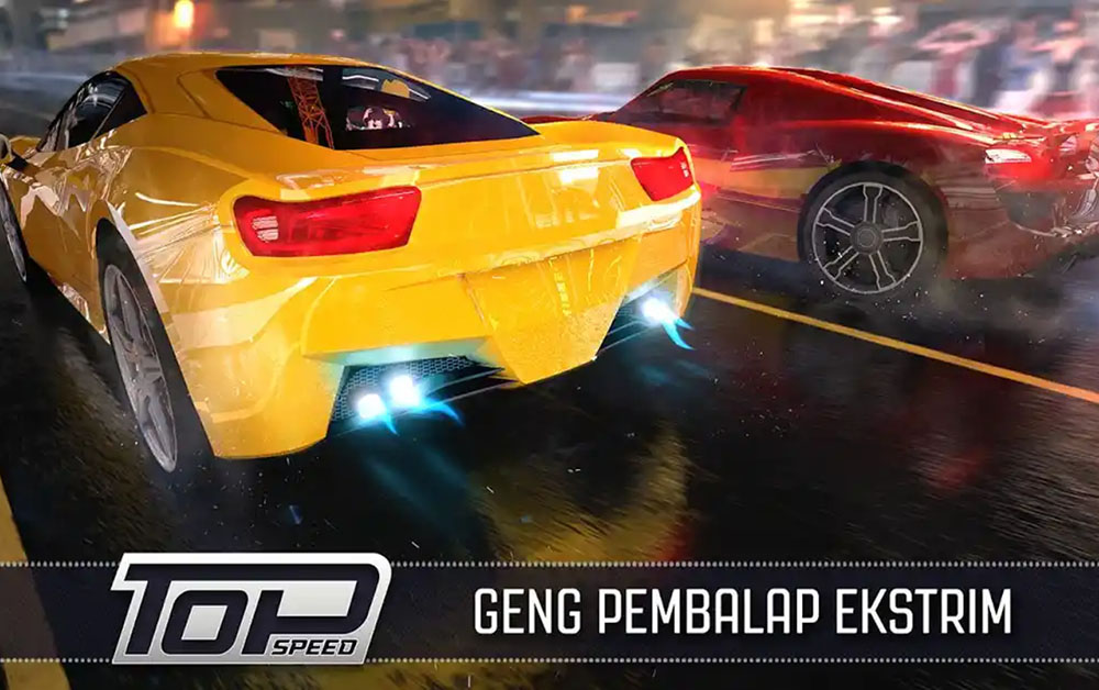 Top Speed - Drag & Fast Street Racing 3D
