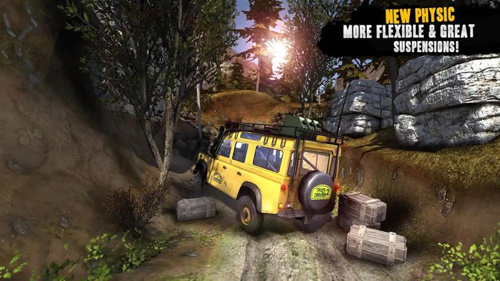 Truck Evolution - Offroad 2