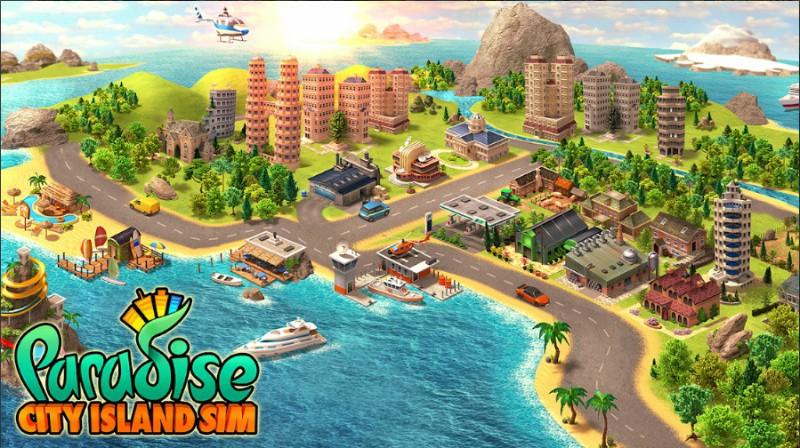 Paradise City Isla