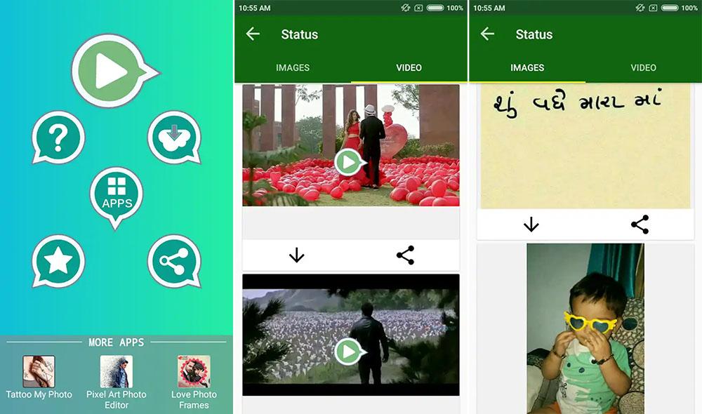 Status Downloader Untuk WhatsApp 2