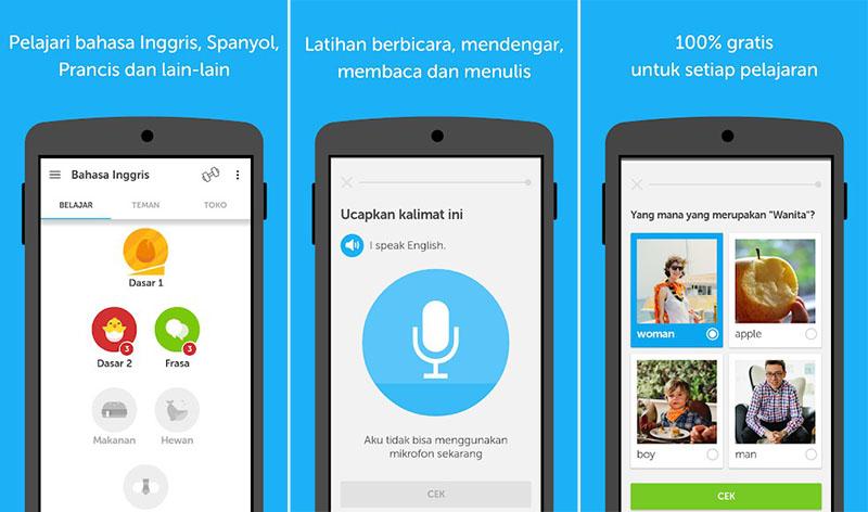 Duolingo Belajar Inggris