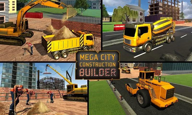 Mega City Konstruksi Builder