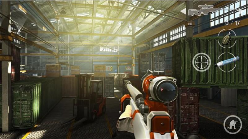 Modern Strike Online - FPS permainan perang