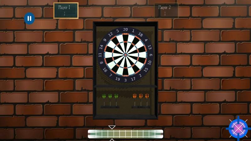 Darts Pro 3D