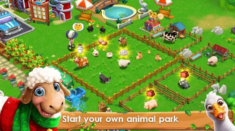 Dream Farm Harvest Story