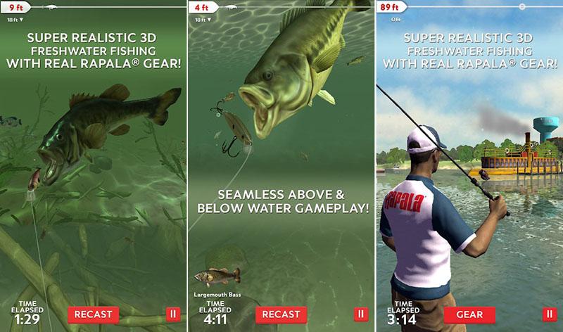 Rapala Fishing - Daily Catch!