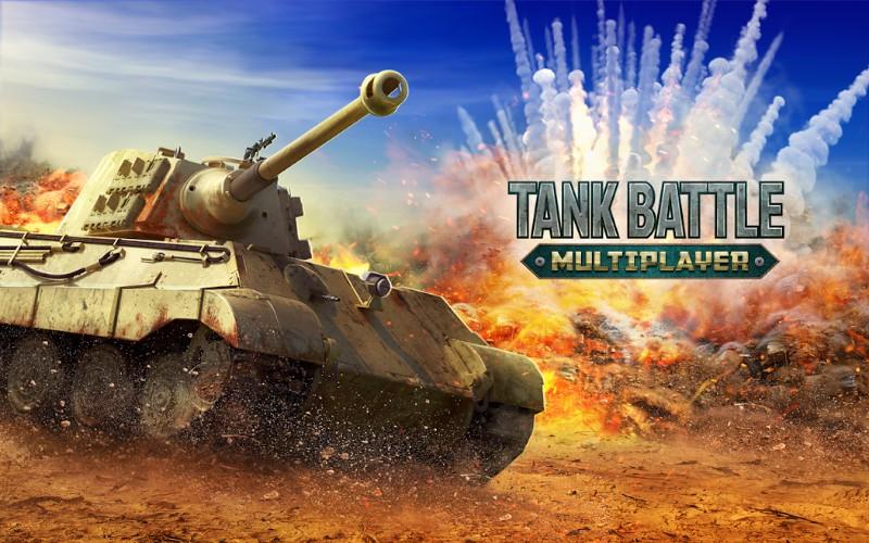 Tank Battle Heroes Modern World of Shooting, WW2