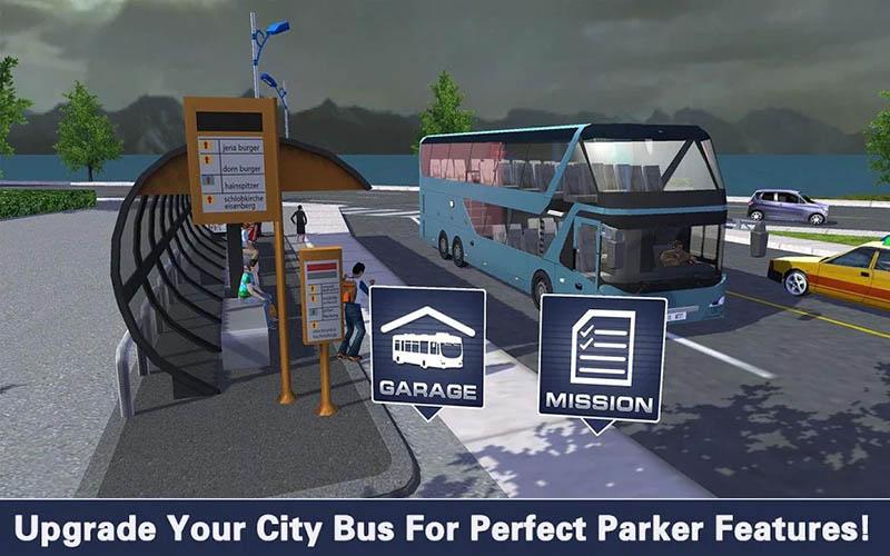 Fantastic City Bus Parker 3