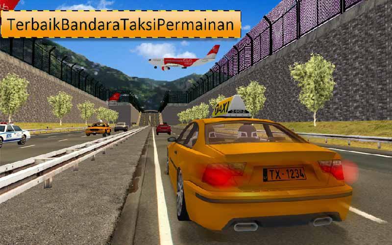 Kota Taksi Sopir Sim 2016 Taksi Simulator Permainan