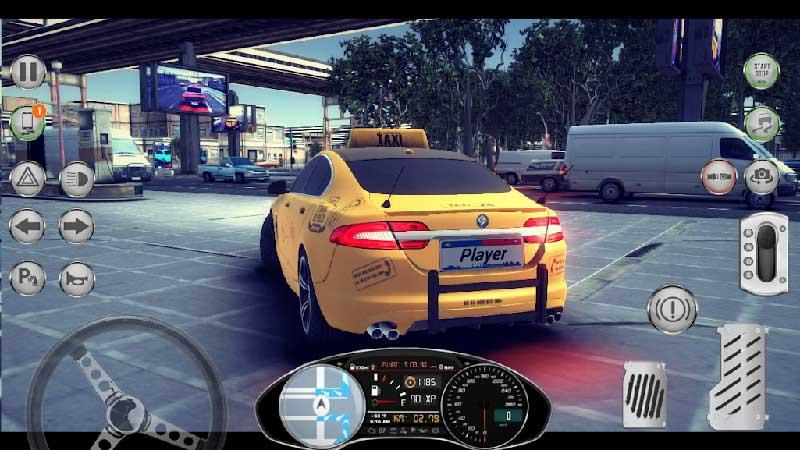 Taxi Revolution Sim 2019