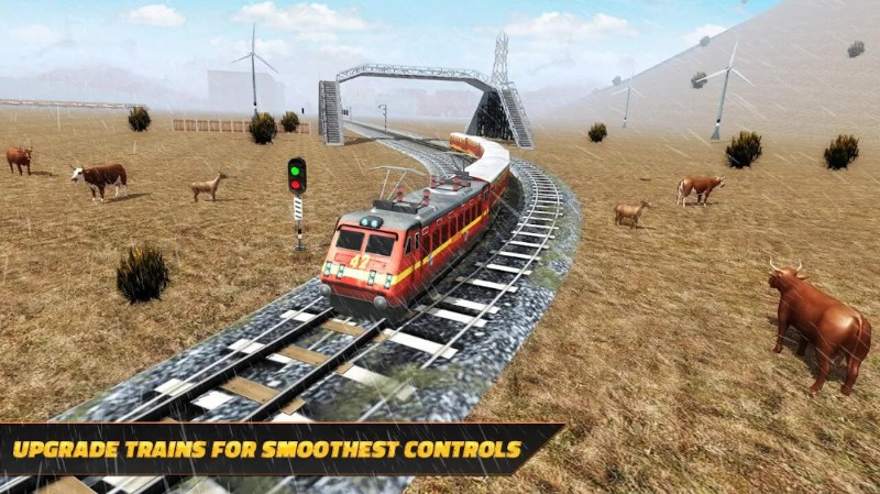 Train Drive 2018 - Free Train Simulator