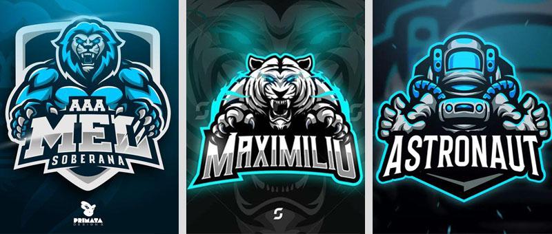 Gaming Logo Design Ideas