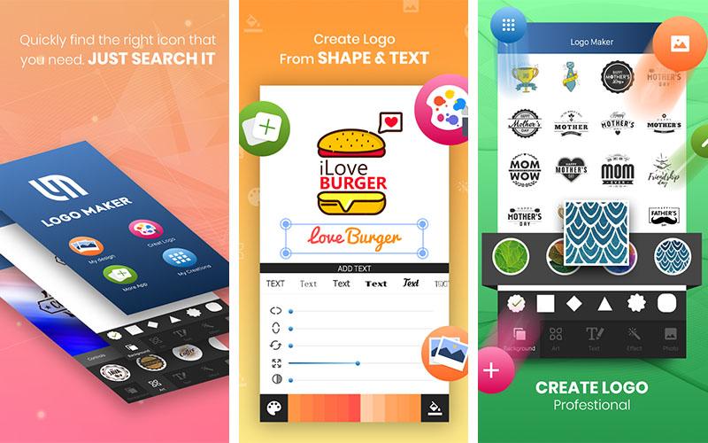 Logo Maker & Logo 3D Pro