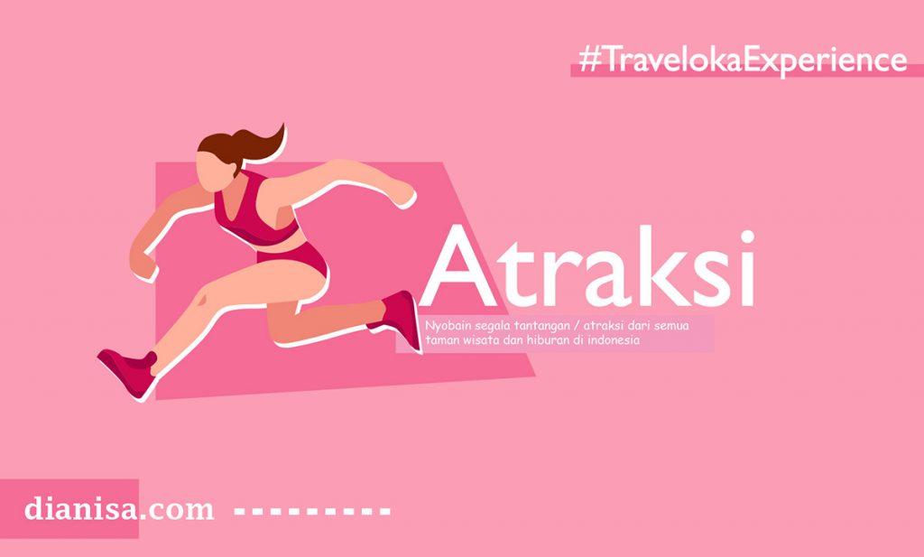Voucher Atraksi Traveloka Experience