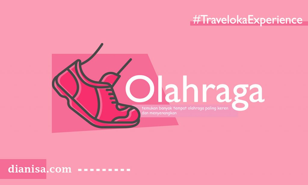 Voucher Olahraga Traveloka Experience
