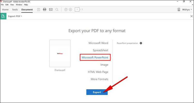 convert pdf ke ppt offline