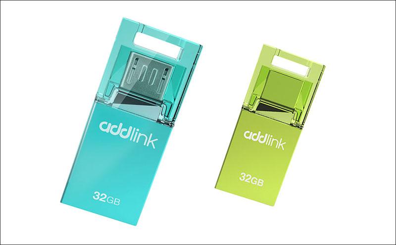 Addlink OTG Flash Drive T50