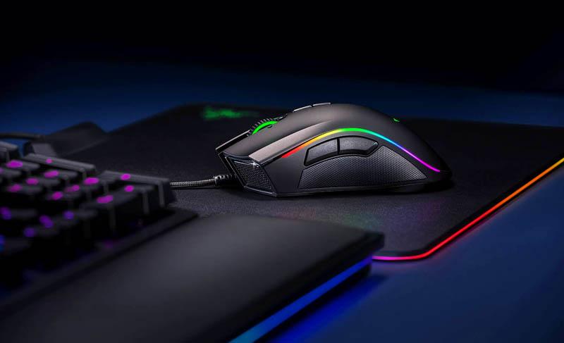 Mouse Gaming Razer Mamba Elite Chroma