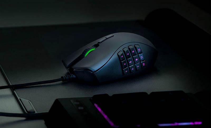 Mouse Gaming Razer Naga Epic Chroma