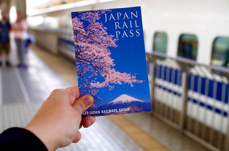 Tiket JR East Pass Kereta Jepang