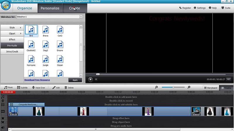 DVD Slideshow Builder