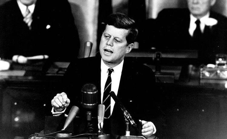 Kata Bijak John F. Kennedy