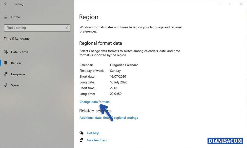 2 Costum Waktu Windows 10