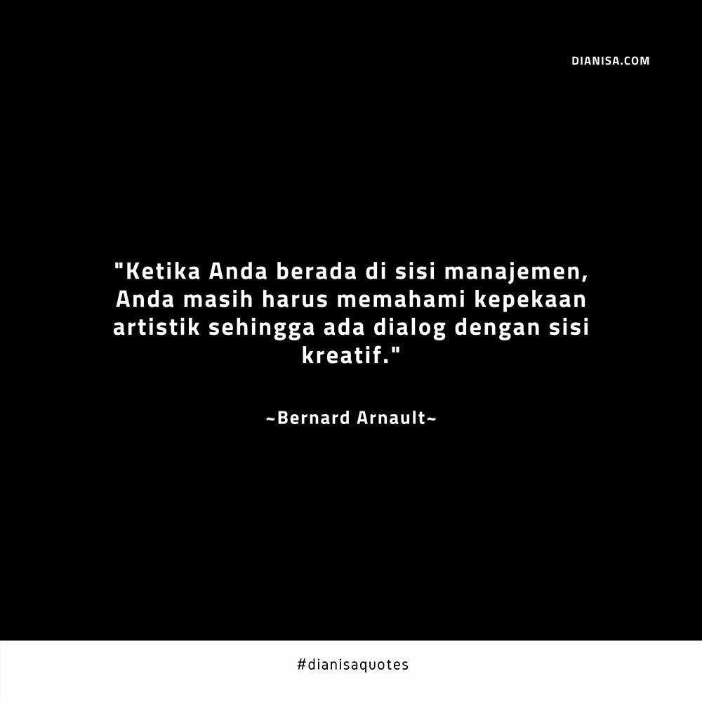 Kata Kata Inspiratif Bernard Arnault