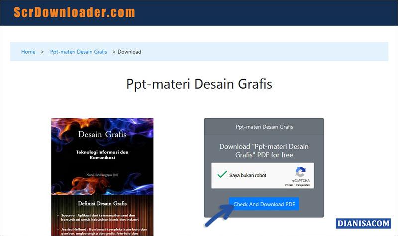 Download File ScrDownloader