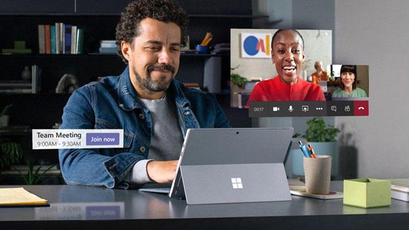 Fitur Microsoft Teams
