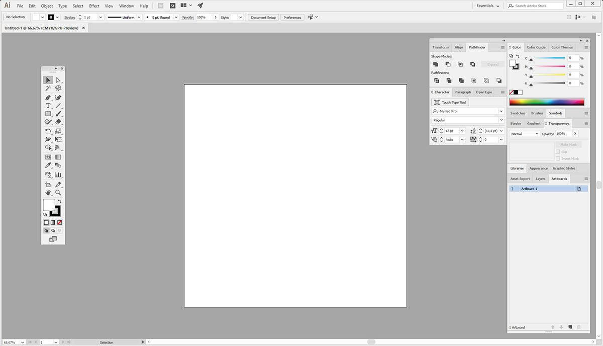 Fitur Utama Adobe Illustrator