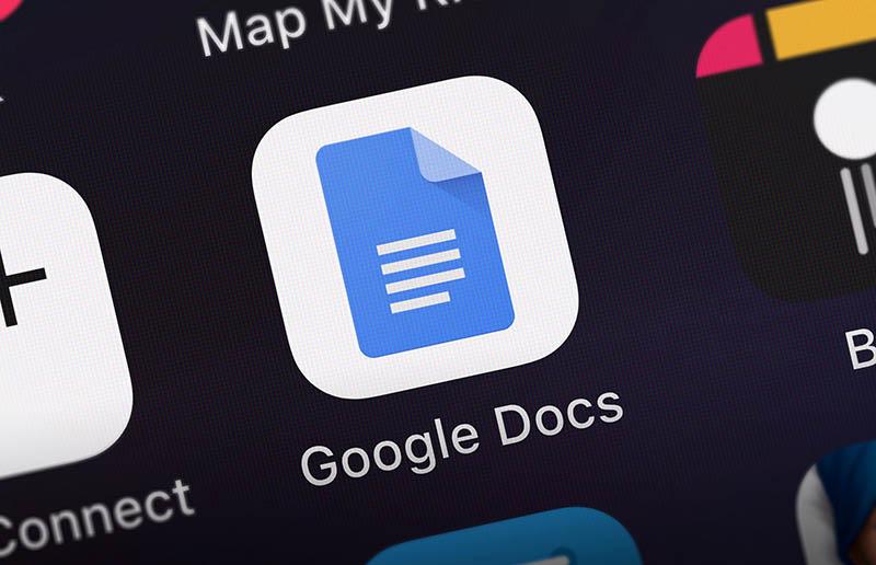 Fitur Utama Google Docs