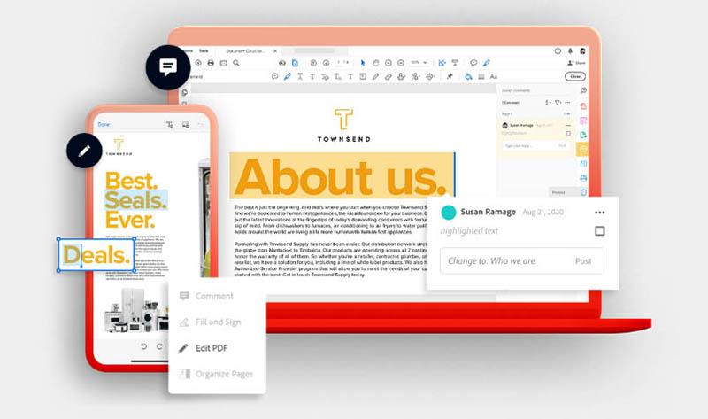 Fungsi dan Manfaat Adobe Acrobat Reader