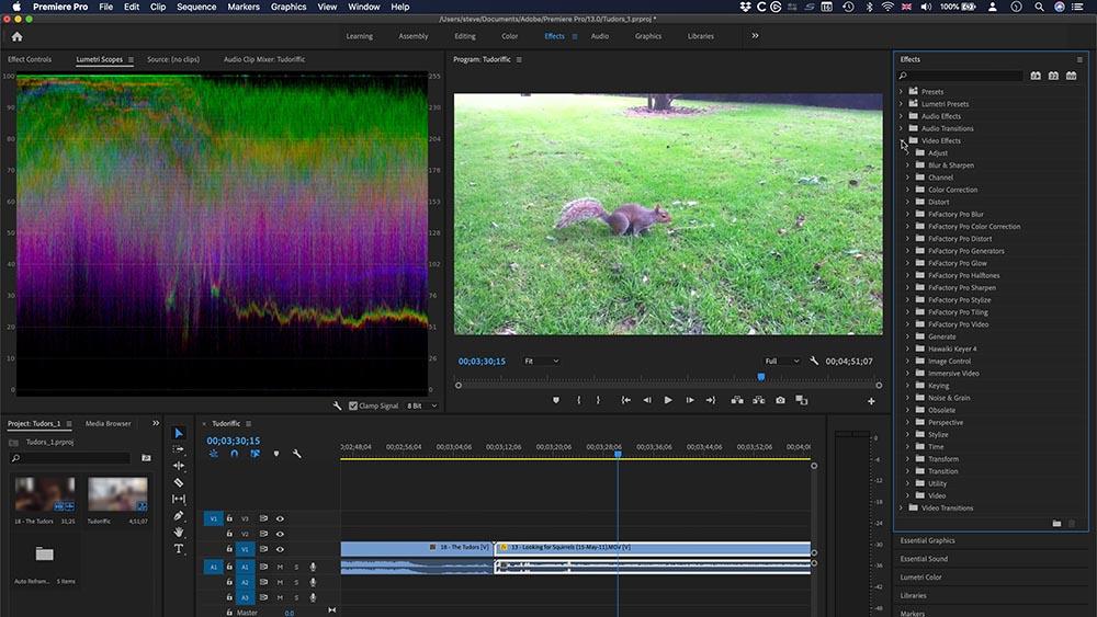 Apa itu Adobe Premiere Pro