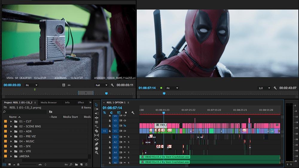 Fungsi dan Manfaat Adobe Premiere Pro