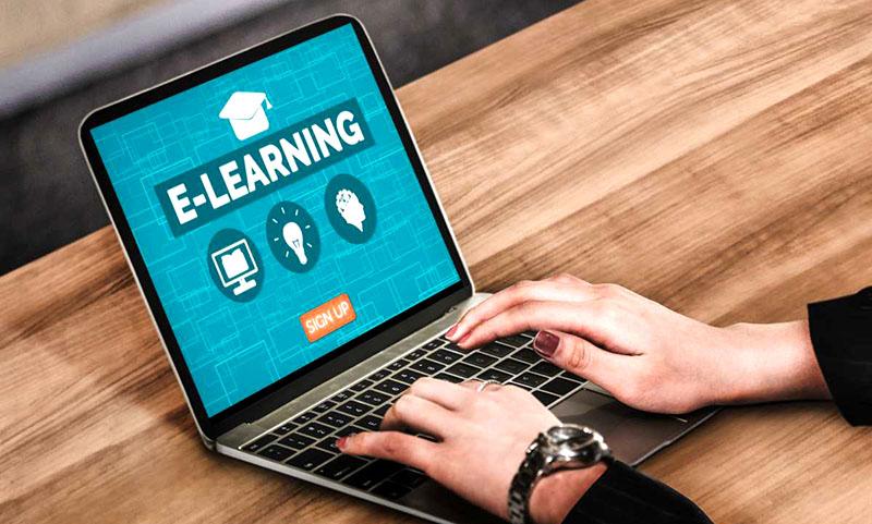 Jenis E-learning