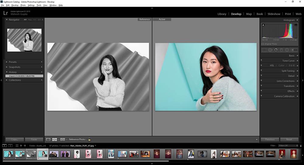 Kelebihan Adobe Lightroom